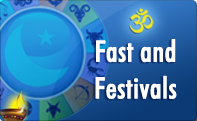 Fasts and Festivals